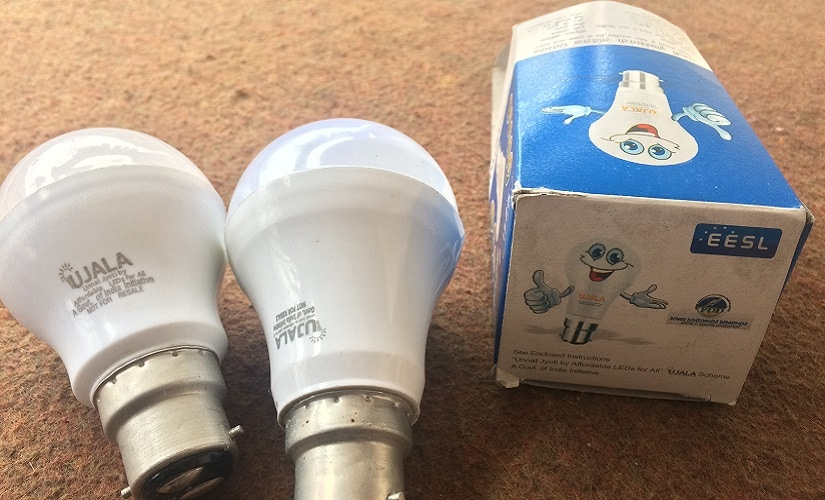 File image of the LED bulbs distributed under the Ujala scheme. Firstpost/Aijaz Nazir