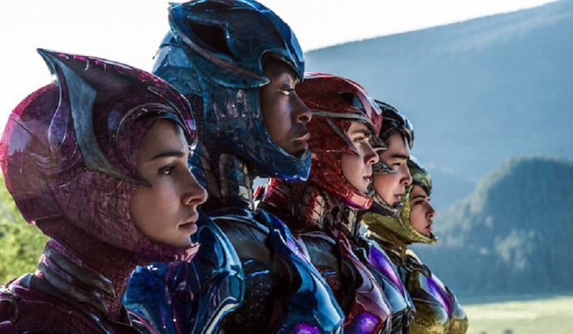 Power Rangers movie review: Nearly every plot thread is borrowed from Marvel movies
