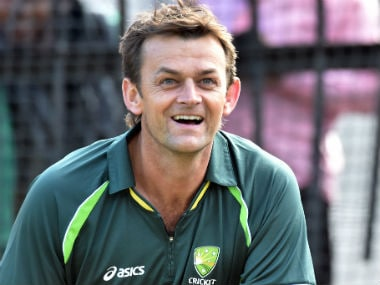 File photo of Adam Gilchrist. AFP