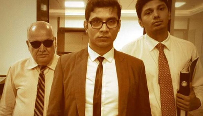 Arunabh Kumar also played the lead in TVF Pitchers.