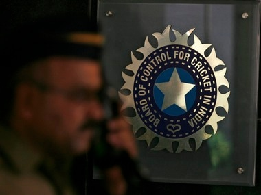 BCCI. Representative photo. Reuters