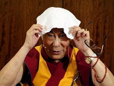 Dalai Lama. Reuters