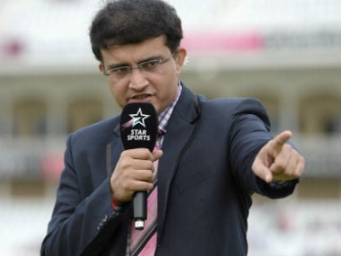 File photo of Sourav Ganguly. Getty Images