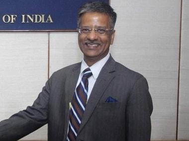 File image of Gopal Baglay. Twitter @MEAIndia