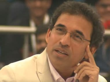 File photo of Harsha Bhogle. Image source: YouTube screengrab