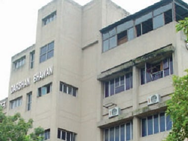 Darshan Bhawan, where the main office of ICPR is