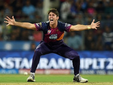 Mitchell Marsh will not feature in the 10th edition of the Indian Premier League. AFP