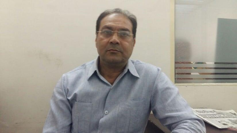 Mohsin Alvi, BJP Uttar Pradesh unit. FirstpostTufail Ahmad