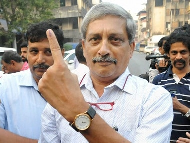 Former defence minister Manohar Parrikar will take oath as Goa CM at 5 pm on 14 March.