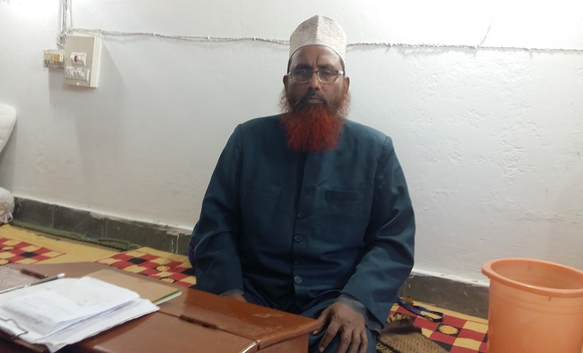 Mufti Nizamuddin, the principal of Jamiatul Ashrafia which leads Barelvi Islam, the most dominant sect in Mubarakpur. Firstpost/Tufail Ahmed