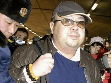 FIle photo of North Korea's leader Kim Jong-un's brother Kim Jong-Nam. Reuters