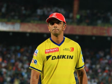 File photo of Delhi Daredevils coach Rahul Dravid. Sportzpics