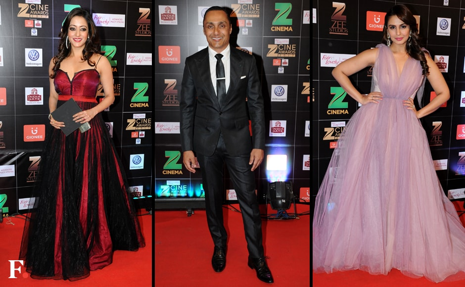 Rima Sen, Rahul Bose and Huma Qureshi. Sachin Gokhale/Firstpost