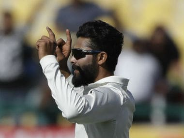 Ravindra Jadeja has emerged as a key part of India's plans in Test cricket, especially on home soil. AP