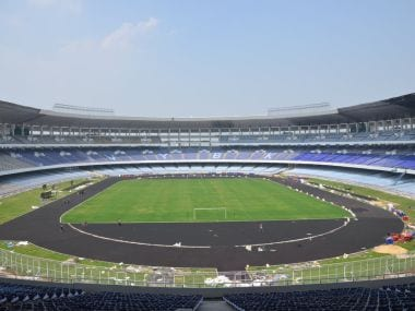 Kolkata's Salt Lake Stadium will host the final of the 2017 U-17 World Cup. Twitter/ @IndianFootball