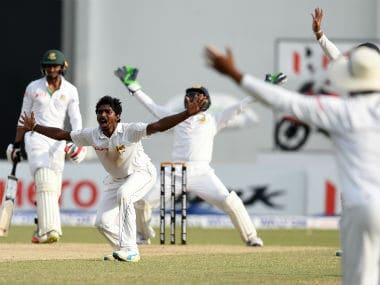 Sri Lankan players appeal post