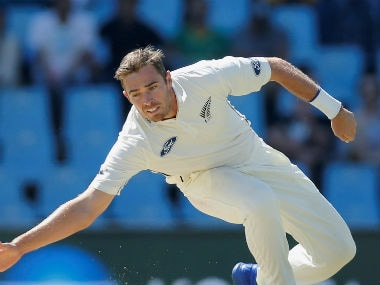 File photo of Tim Southee. Reuters