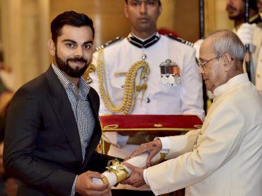 India cricket captain Virat Kohli enjoyed an outstanding season, both as leader and batsman. PTI