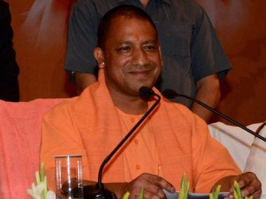 File photo of Yogi Adityanath. PTI