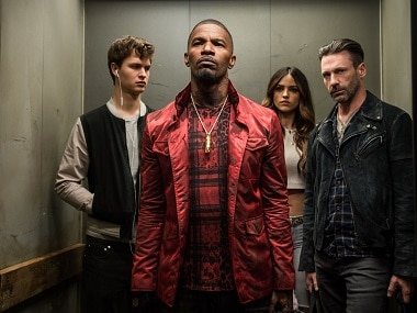 Baby Driver trailer: Kevin Spacey, Jon Hamm and Jamie Foxx terrify 'baby' Ansel Elgort