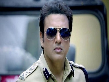 Aa Gaya Hero movie review: Govinda's shabby attempt at reclaiming his lost stardom