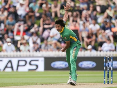 File photo of Mohammad Irfan. Getty Images