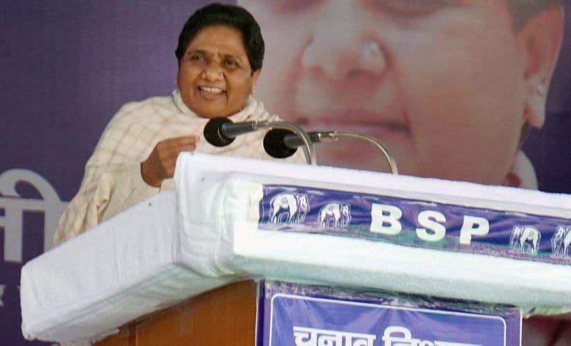 mayawati-PTI