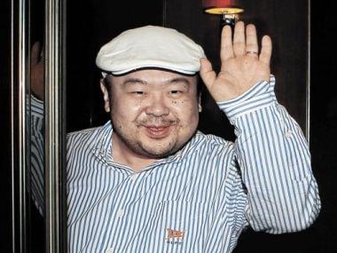 File photo of Kim Jong-Nam. AP
