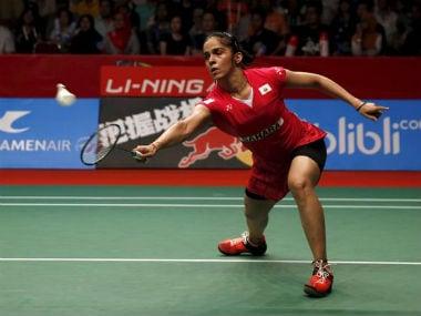 File photo of Saina Nehwal. Reuters