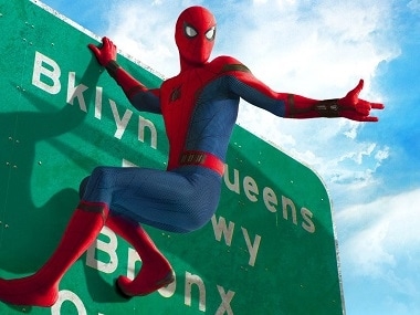 A still from the trailer of Spider-Man: Homecoming. Image via Youtube.