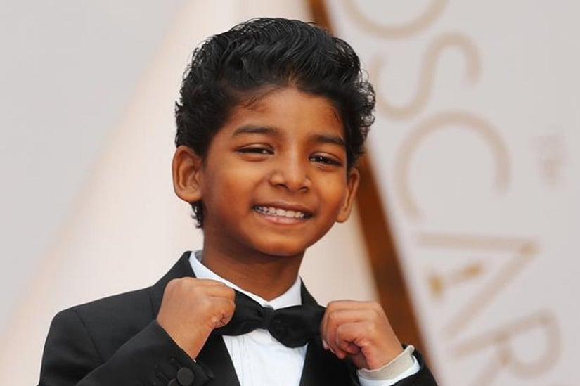 Lion star Sunny Pawar. File photo