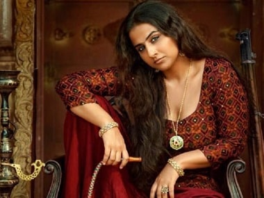Vidya Balan lashes out at fan who touched her without consent