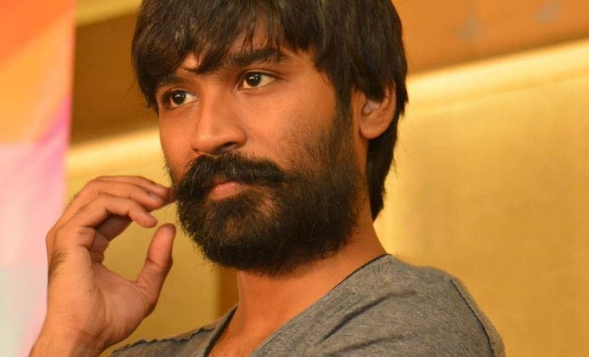 Dhanush. Image from Facebook