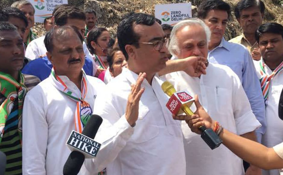 Congress run MCD will organise vocational workshops to make them productive citizens, Ajay Maken said. Facebook/INC Delhi