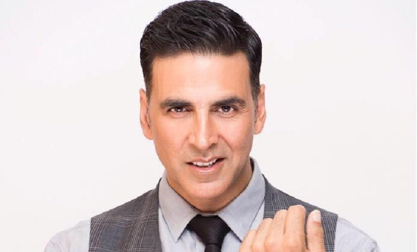 Akshay Kumar. Image from Facebook