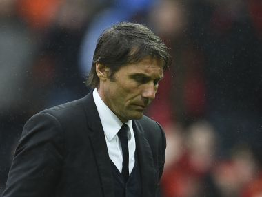 Antonio Conte wants Chelsea to be prepared for six finals in the Premier League. AFP