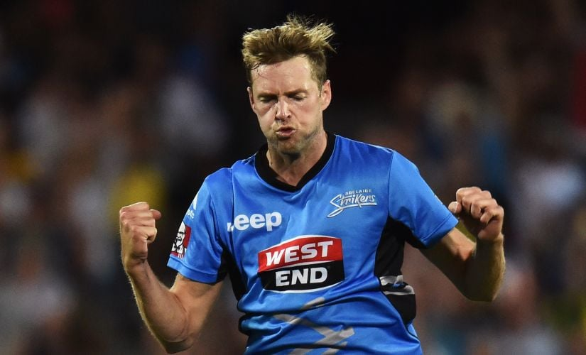Ben Laughlin has been quite successful in the Big Bash League playing for Adelaide