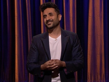 Watch: Vir Das to a room full of Americans, 'Donald Trump is your arranged marriage'