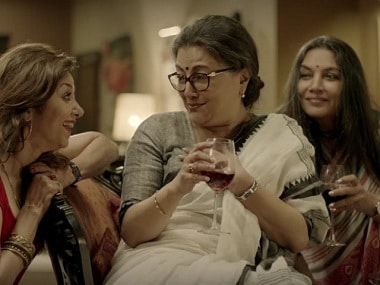 Sonata movie review: Aparna Sen's film about three friends has potential to be much more