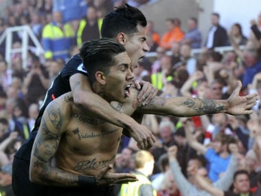 Premier League: Liverpool's Philippe Coutinho, Roberto Firmino cap turnaround against Stoke City