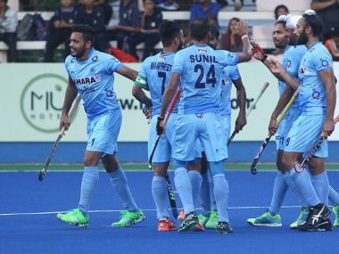 Highlights Sultan Azlan Shah Cup 2017, India vs Australia, hockey scores and updates: India lose 1-3