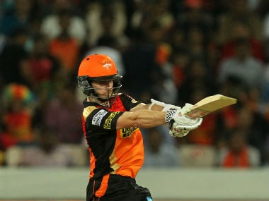 Kane Williamson in action during his 51-ball 89 against Delhi Daredevils. Sportzpics