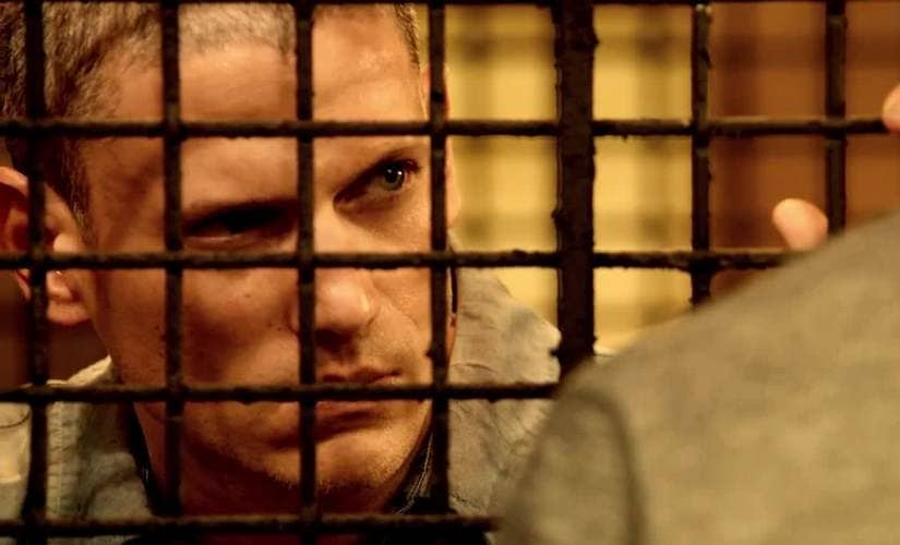 Prison Break season 5.
