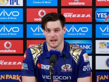IPL 2018: Mumbai Indians pick Mitchell McClenaghan in place of injured pacer Jason Behrendorff
