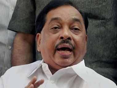 File image of Narayan Rane. PTI
