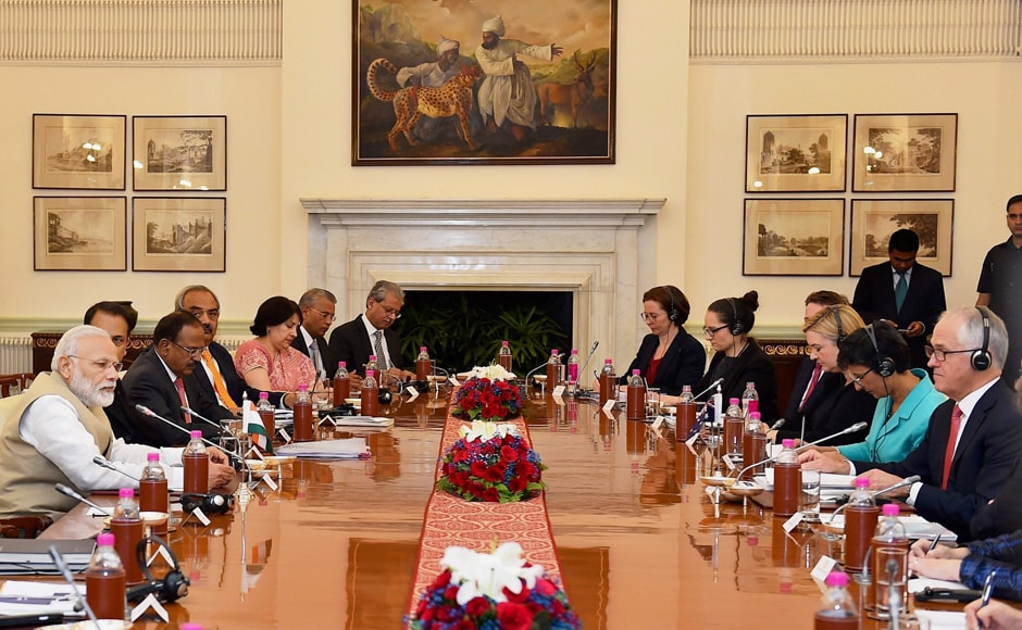 A pact to significantly expand counter-terror cooperation was among six agreements India and Australia inked on Tuesday as the two countries called for strong action against those financing and providing sanctuary to terror groups. PTI