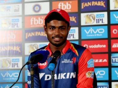 Sanju Samson scored a brilliant century against RPS. SportzPics