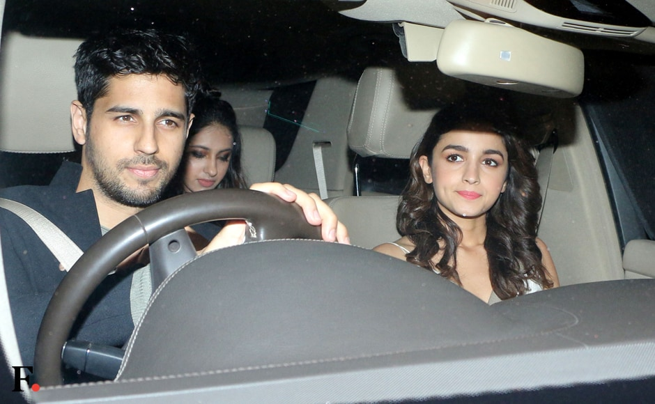 Sidharth Malhotra and Alia Bhatt. Sachin Gokhale/Firstpost