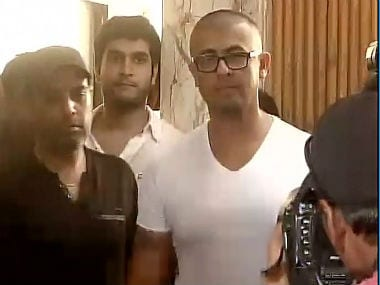 Sonu Nigam has a point about our obsession with noise. Image courtesy; @ANI_news/Twitter