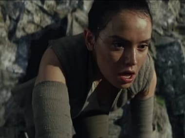 Star Wars: The Last Jedi trailer reveals ominous message about the end of the Jedi
